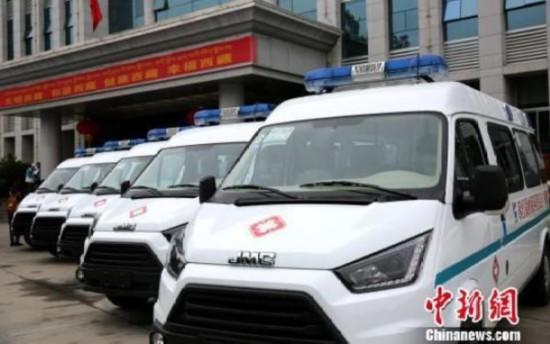 """""""韩红爱心公益""""在藏启动 捐赠医疗设备传递爱心"""