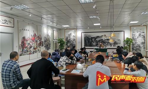 山东青岛:城阳区一虹美术馆举办父母课堂讲座